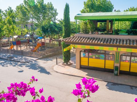 Camping Castell Montgri - Camping Girona - Image N°12