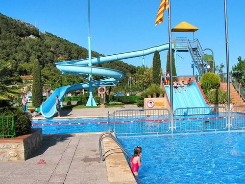 Camping Castell Montgri - Camping Girona - Image N°5