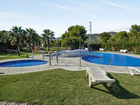 Camping Alannia Costa Dorada (ex La Masia) - Camping Tarragone - Image N°4