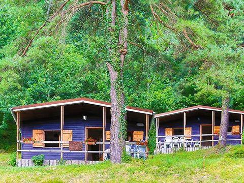 Camping les Chalets de Pierretoun - Camping Pyrenees-Atlantiques - Image N°4