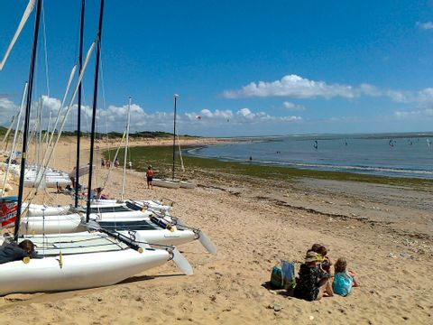 Camping La Perroche Plage - Camping Charente-Maritime - Image N°17