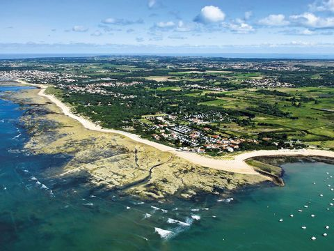 Camping La Perroche Plage - Camping Charente-Maritime - Image N°25
