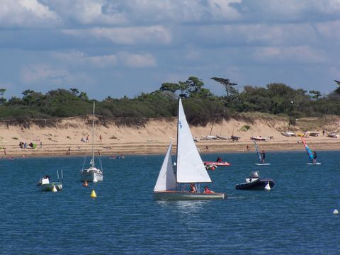 Camping La Perroche Plage - Camping Charente-Maritime - Image N°11