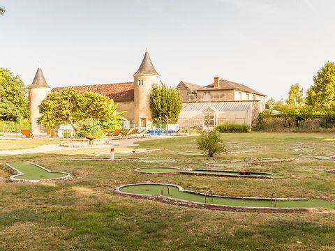 Camping Le Petit Trianon  - Camping Vienne - Image N°5