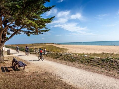 Camping Antioche d'Oléron - Camping Charente-Maritime - Image N°21