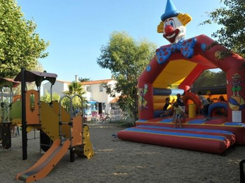 Camping Antioche d'Oléron - Camping Charente-Maritime - Image N°8