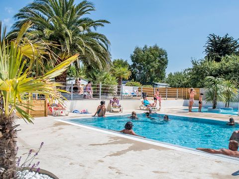 Camping Antioche d'Oléron - Camping Charente-Maritime - Image N°3
