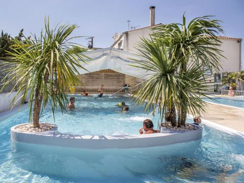 Camping Antioche d'Oléron - Camping Charente-Maritime