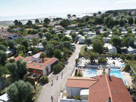 Camping Antioche d'Oléron - Camping Charente-Maritime - Image N°24
