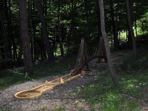 Camping La Pierre de L'Aigle  - Camping Alpes-de-Haute-Provence - Image N°4