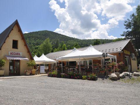 Camping La Pierre de L'Aigle  - Camping Alpes-de-Haute-Provence - Image N°7