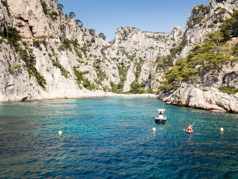 Camping La Baie des Anges - Camping Bouches-du-Rhone - Image N°22
