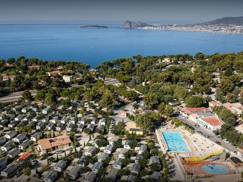 Camping La Baie des Anges - Camping Bouches-du-Rhone - Image N°2