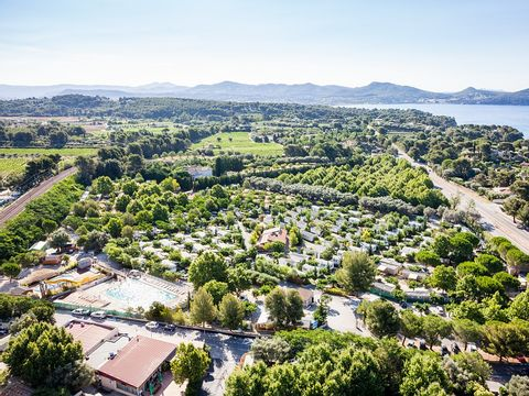 Camping La Baie des Anges - Camping Bouches-du-Rhone