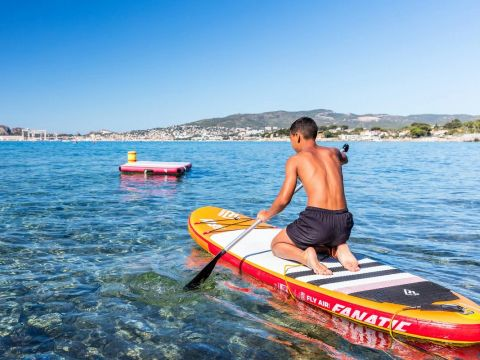 Camping La Baie des Anges - Camping Bouches-du-Rhone - Image N°36