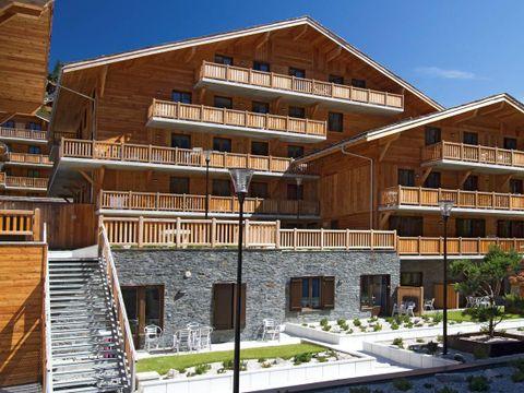 Résidence Mendi Alde - Camping Haute-Savoie - Image N°11