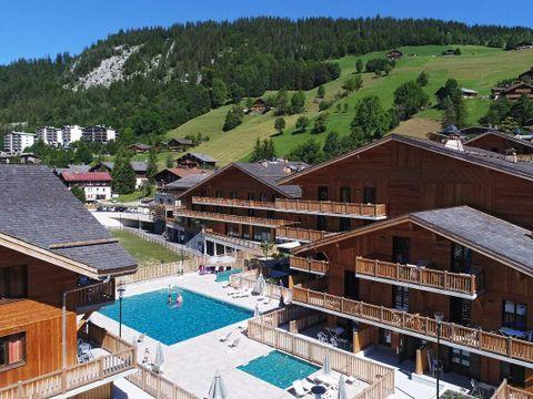 Résidence Mendi Alde - Camping Haute-Savoie - Image N°2