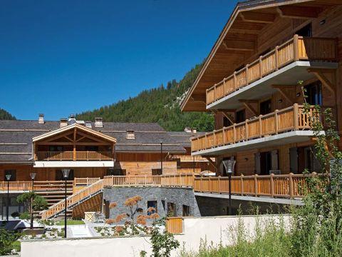 Résidence Mendi Alde - Camping Haute-Savoie - Image N°12