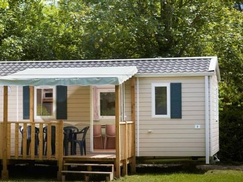 MOBILHOME 6 personnes - Eden 2 chambres (MH46)
