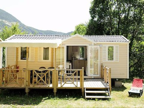 MOBILHOME 6 personnes - Marjolaine