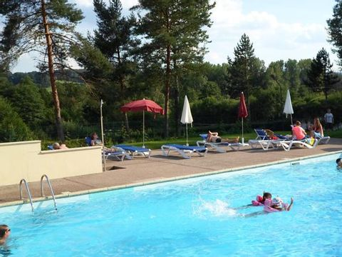 Camping Les Pinasses - Camping Vosges
