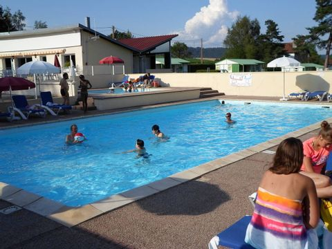 Camping Les Pinasses - Camping Vosges - Image N°2