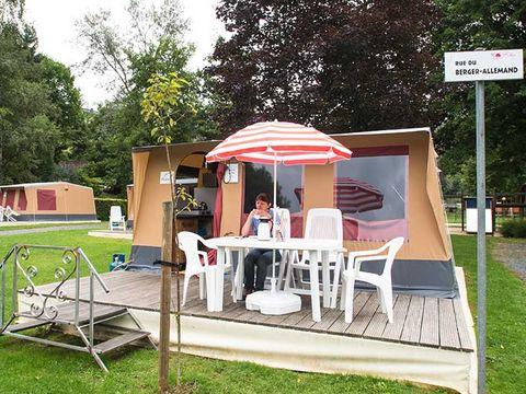 Camping Floréal La Roche  - Camping Lüttich - Image N°6