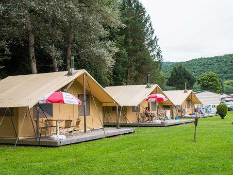 Camping Floréal La Roche  - Camping Lüttich - Image N°4