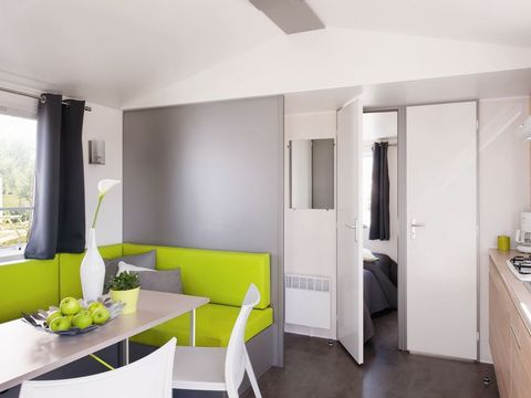 MOBILHOME 6 personnes - PORT-CROS