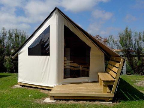 Camping Le Grand R - Camping Paradis - Camping Vendée - Image N°24