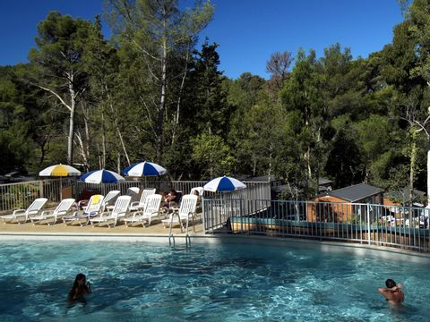Domaine Résidentiel de Plein Air La Forêt de Janas  - Camping Var - Image N°9