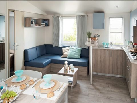 MOBILHOME 8 personnes - FAMILLE