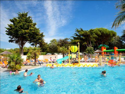 Camping Les Peupliers - Camping Charente-Maritime