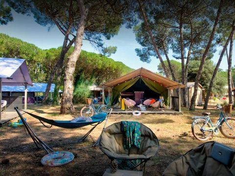 Flower Camping Le Bel Air - Camping Charente-Maritime - Image N°12