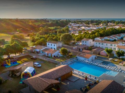 Flower Camping Le Bel Air - Camping Charente-Maritime - Image N°6