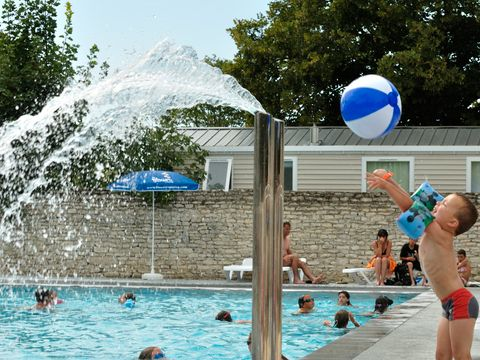 Flower Camping Le Bel Air - Camping Charente-Maritime - Image N°3