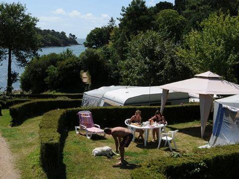 Camping De Kéranterec   - Camping Finistere - Image N°13