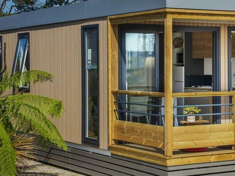 MOBILHOME 4 personnes - LIVING