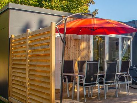 MOBILHOME 6 personnes - NEW VALLEY avec SPA privatif