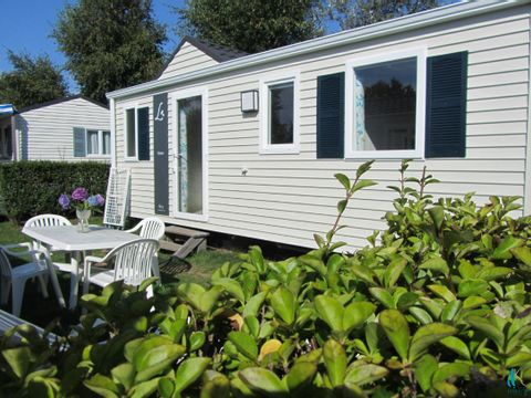 MOBILHOME 4 personnes - OCEANE