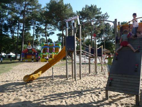 Camping Côté O - La Palmyre Quartier Privilège - Camping Charente-Maritime - Image N°8