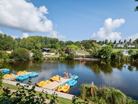 Camping Domaine de Bel Air - Camping Finistere - Image N°14