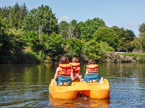 Camping Domaine de Bel Air - Camping Finistere - Image N°42