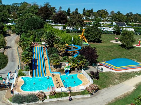 Camping Domaine de Bel Air - Camping Finistere - Image N°21