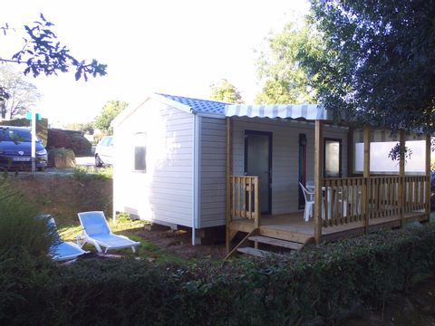 MOBILHOME 2 personnes - JONQUILLE