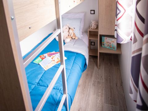 MOBILHOME 8 personnes - Premium 4 chambres