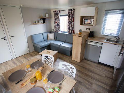 MOBILHOME 4 personnes - Premium 2 chambres