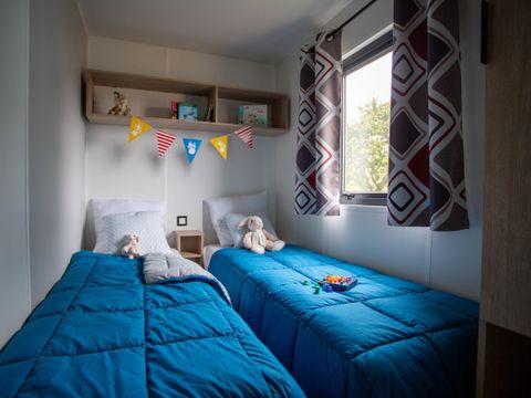 MOBILHOME 6 personnes - Premium 3 chambres