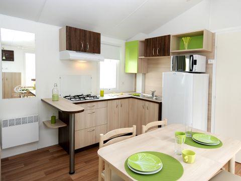 MOBILHOME 6 personnes - Passion, 2 chambres + clim 4 adultes maximum et 2 enfants