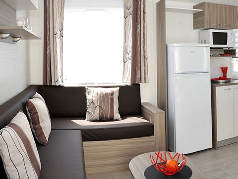 MOBILHOME 4 personnes - DUO
